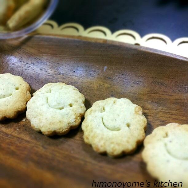 イリコクッキー加工